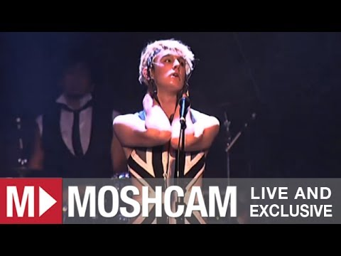 Patrick Wolf - Tristan   Live in Sydney   Moshcam