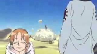 Luffy VS Ace *