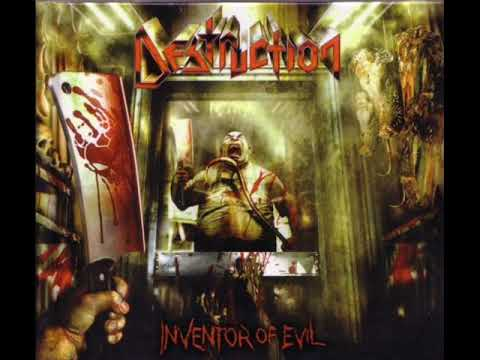 Destruction - Inventor of Evil [FULL ALBUM] - 2005