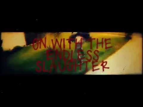 Limp Bizkit - Endless Slaughter [Lyric Video] [NEW SONG 2014]