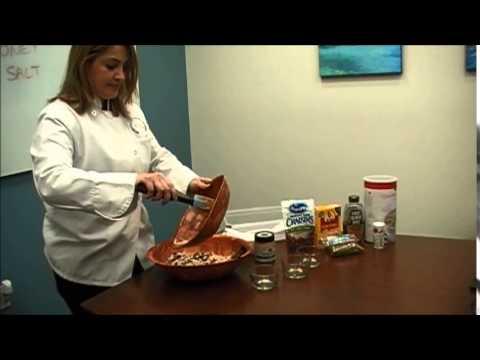 No Bake Granola Bar Recipe