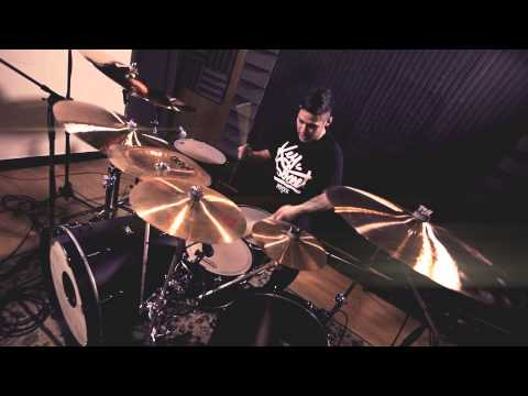 Chelsea Grin - The Second Coming Drum Playthrough video