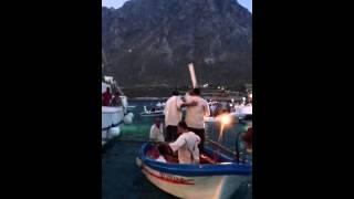 Sbarco Maria SS di Custonaci