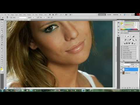Adobe PhotoShop &#8211; Come cambiare il colore degli occhi [Tutorial ITA]