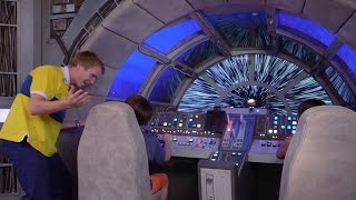 Star Wars interactive area aboard Disney Cruise Line