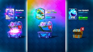 UNLOCKING NEW UPDATE CARDS! - Clash Royale - NEW UPDATE DECK IS BEAST!