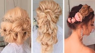 3 - Examples creating easy hair styles by Ulyana Aster