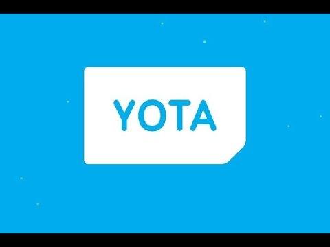 Видео как проверить СИМ-карту YOTA