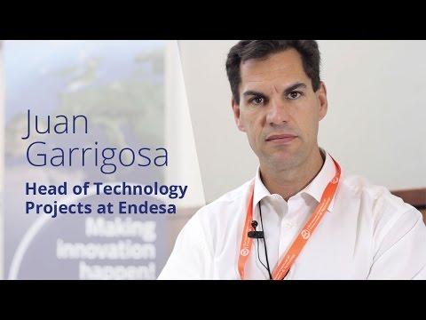 Juan Garrigosa, Endesa - Sep Mathing Event - Budapest 2015