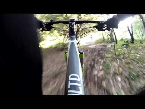 Mtb - Single track - Nicolosi - Etna - Cube LTD Race 29er