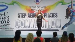 Step - Aerobic / Pilates Convention 2016 (Part 1)