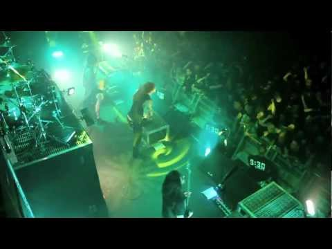 As I Lay Dying - Paralyzed (Live)
