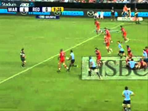 Super Rugby 2011 Rd Highlights - Waratahs vs Reds - Waratahs vs Reds - Super Rugby 2011 Rd. 2  Highl