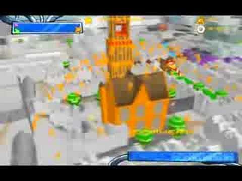 De Blob 2 walkthrough gameplay strategy guide