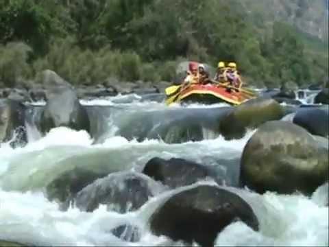 Rápidos Veracruz: Rafting, Rappel, Tirolesa