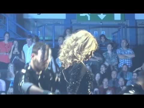 Kylie Minogue - Sexercize, Kiss Me Once Tour, Birmingham NIA, October 7th 2014