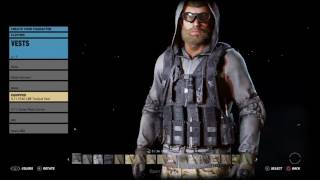 GHOST RECON WILDLANDS CREATING A CHARACTER