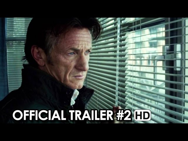 The Gunman Official Trailer #2 (2015) - Sean Penn, Idris Elba HD