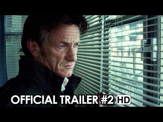 The Gunman Official Trailer #2 (2015) - Sean Penn, Idris Elba HD