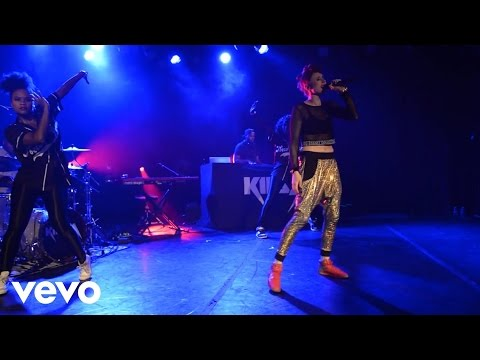 Kiesza - No Enemiesz (Live At The Roxy) (VEVO LIFT): Brought To You By McDonald's