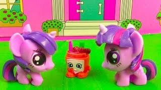 MLP Double Twilight Sparkle My Little Pony Shopkins