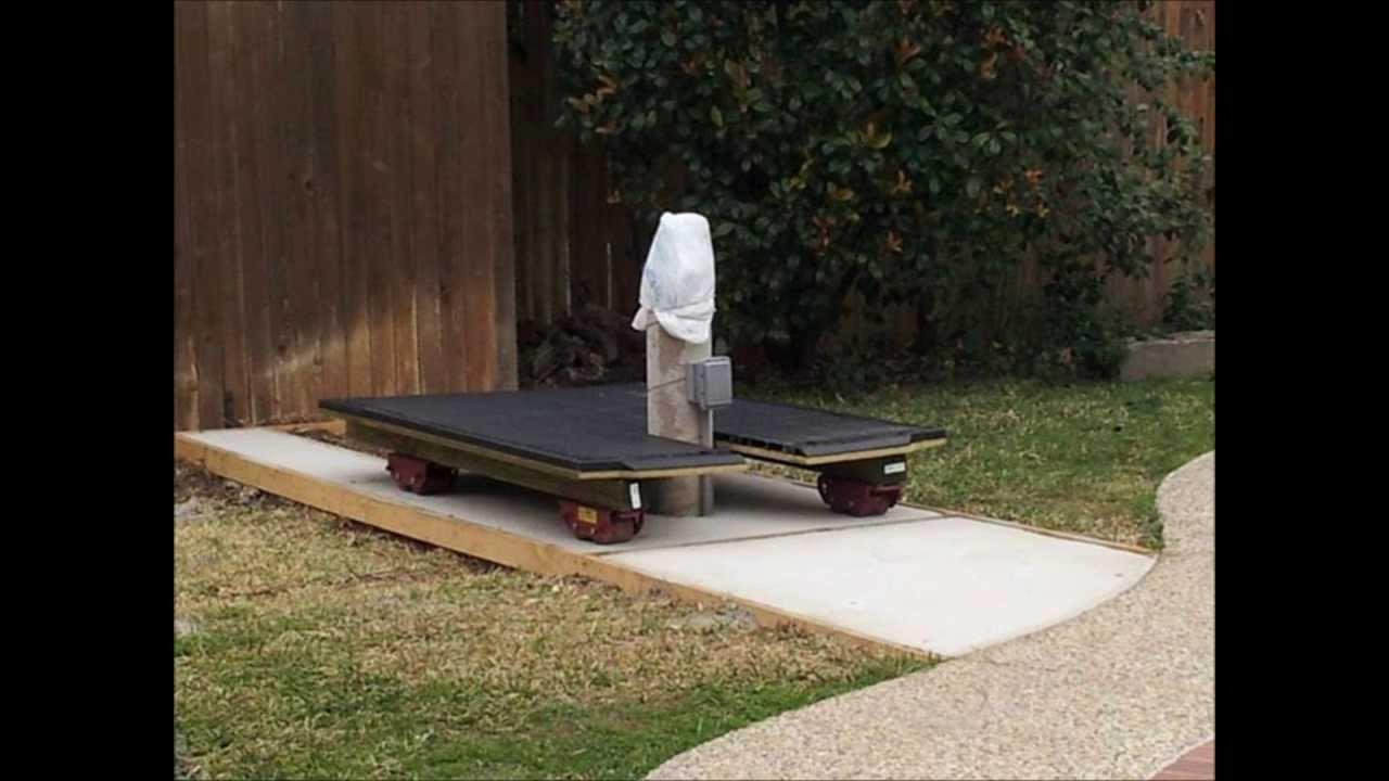 Building A Backyard Observatory Narrative Youtube