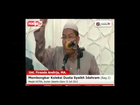 Ustaz Firanda - Kenapa Salafi terpecah beberapa bahagian