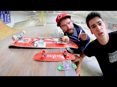 You Must Darkslide Every Skateboard! / Warehouse Wednesday
