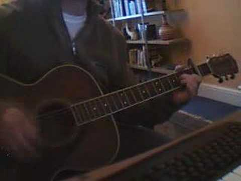 White House Blues - Trad. / Arr. John Renbourn (Cover)
