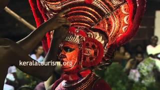 Kari Gurukkal Theyyam, Averaparambu Sree Bhagavathy Temple, Kannur