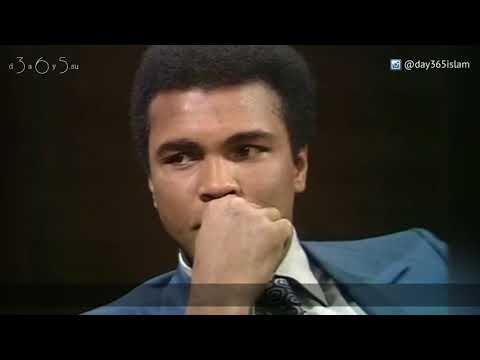 Мухаммад Али - президент США   ЭКСКЛЮЗИВНОЕ интервью с Мухаммадом Али