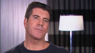 Simon Cowell reacts to Susan Boyle