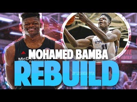 DRAFTING MOHAMED BAMBA! THE NEXT NBA SUPERSTAR!! - NBA 2K17 MYLEAGUE
