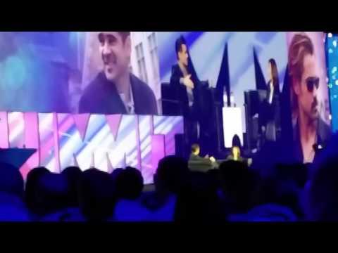 Colin Farrell interview at Adobe Summit 2016