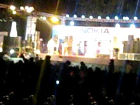 tu hi hai sada pyaar mahiya live song in PEC FEST 2011