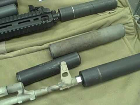 Gemtech Suppressor Overview