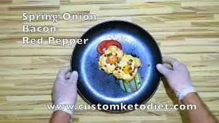 Keto Cloud Eggs - Cloud Eggs Recipe