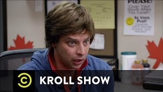 Kroll Show - Wheels, Ontario - Mikey's Sexual Education