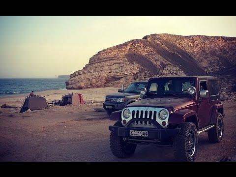 Dubai to Oman with a GoPro - 2014