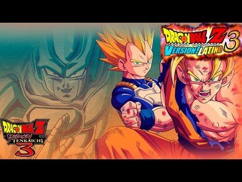 Dragon Ball Z Budokai Tenkaichi 3 Version Latino Final - Modo Historia [Saga Especial OVA]