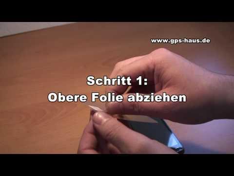 HTC Touch HD Brando UltraClear Schutzfolie