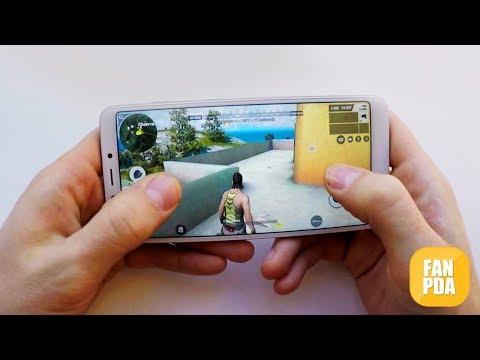 Как идут игры на Xiaomi REDMI 5 ! Большой игровой тест