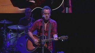 Bruce Springsteen joins