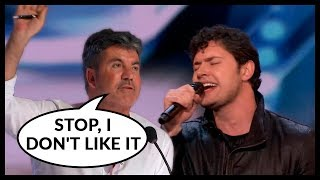 "Top 5 ""WHEN SIMON STOPS and Asks DIFFERENT SONG"" Watch What Happens Next!"