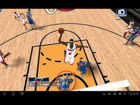 NBA 2k13 Android Gameplay Review