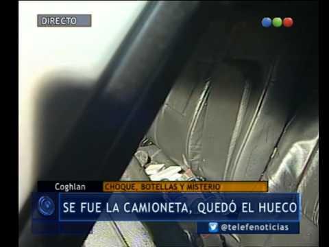 Camioneta incrustada en un edificio: los detalles - Telefe Noticias