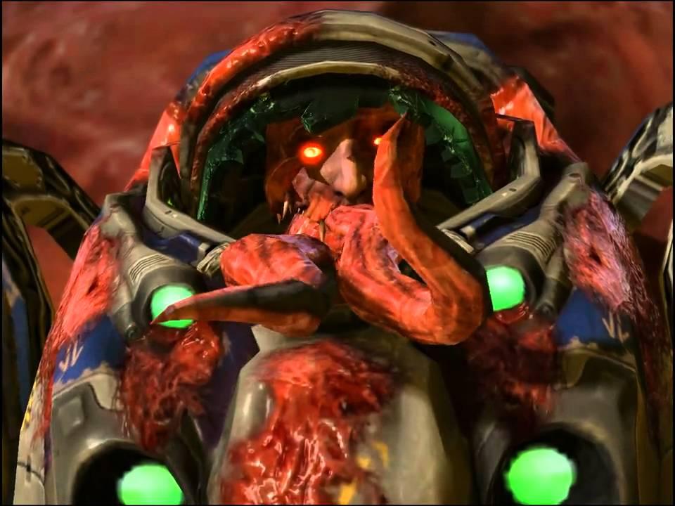 StarCraft 2 - Infested Marine Quotes - YouTube