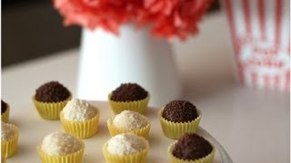 How To Make Brigadeiro - Brazilian Treat Recipe