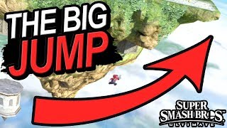 Who Can Make The Zelda's Temple Jump In Smash Ultimate