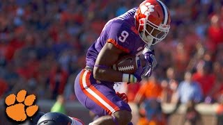 Clemson Football: 2 Plays, 31 Seconds, 95 Yards, 1 Touchdown vs. Syracuse